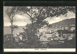 AK Voitri, Panoramablick vom Berg