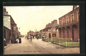 AK Mablethorpe, Blick in die High Street