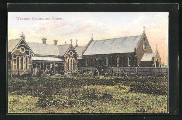 AK Wodonga, Convent and Church