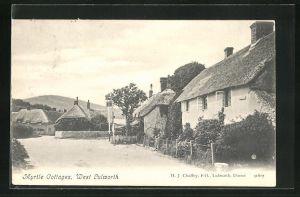 AK West Lulworth, Myrtle Cottages