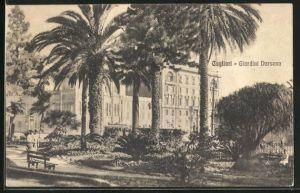 AK Cagliari, Giardini Darsena