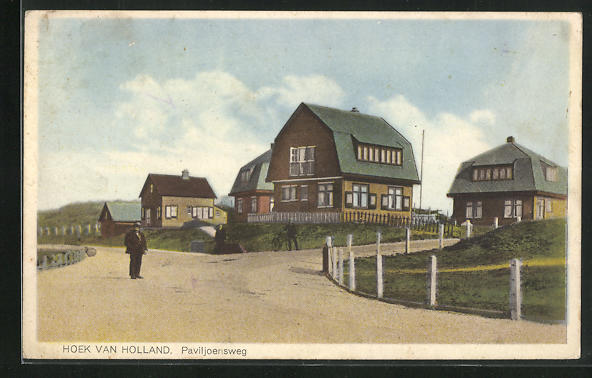 AK Hoek van Holland, Paviljoensweg