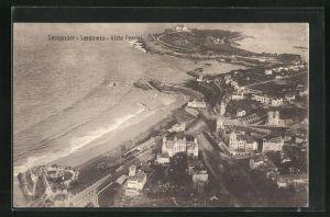 AK Sardinero-Santander, Vista Parcial