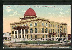 AK Little Rock, AR, City Hall