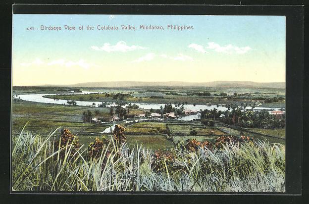 AK Mindanao, Birdseye View of the Cotabato Valley