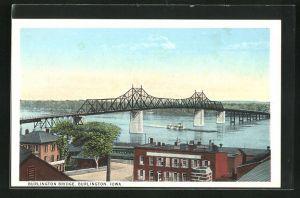 AK Burlington, IA, Burlington Bridge