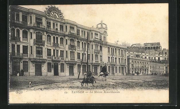 AK Tanger, La Maison Renschhausen