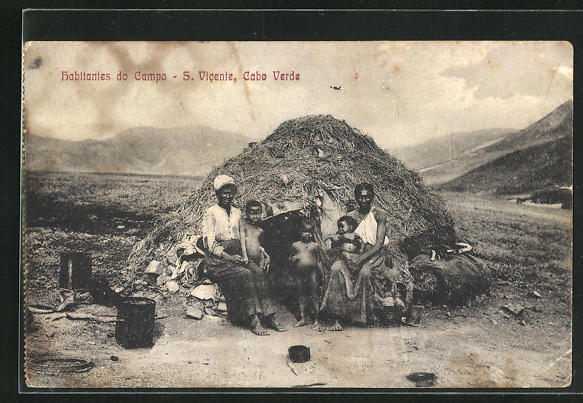 AK S. Vicente, Habitantes do Campo