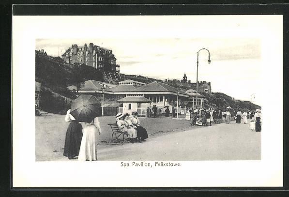 AK Felixstowe, Spa Pavillon