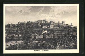 AK Gradara, Panorama