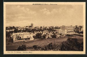 AK Alberobello, Panorama