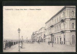 AK Taranto, Corso due Mari, Palazzo Ameglio