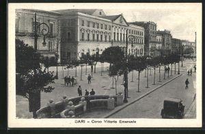 AK Bari, Corso Vittorio Emanuele, Ortspartie