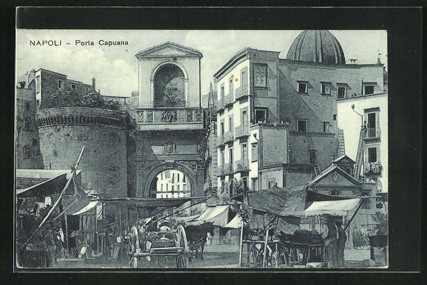 AK Napoli, Porta Capuana