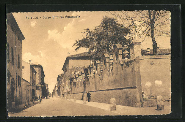 AK Ferrara, Corso Vittorio Emanuele