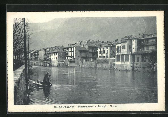 AK Bussoleno, Panorama - Lungo Dora