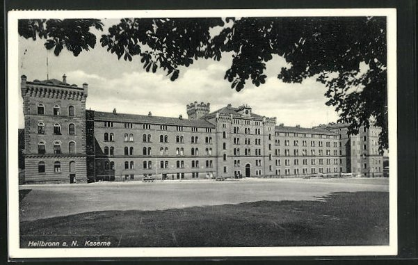 AK Heilbronn a. N., Kaserne