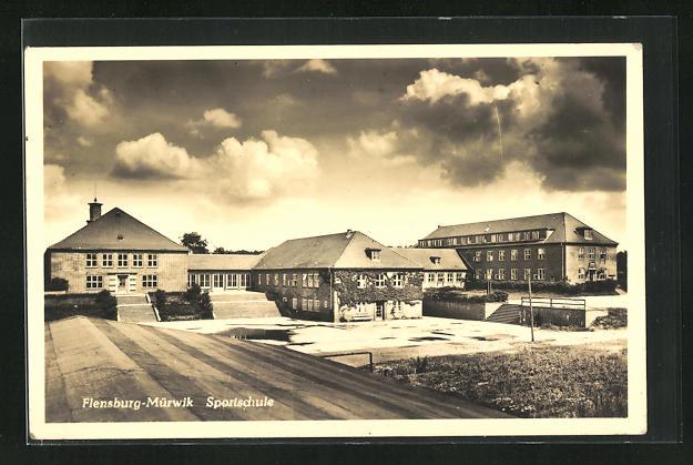 AK Flensburg-Mürwik, Sportschule