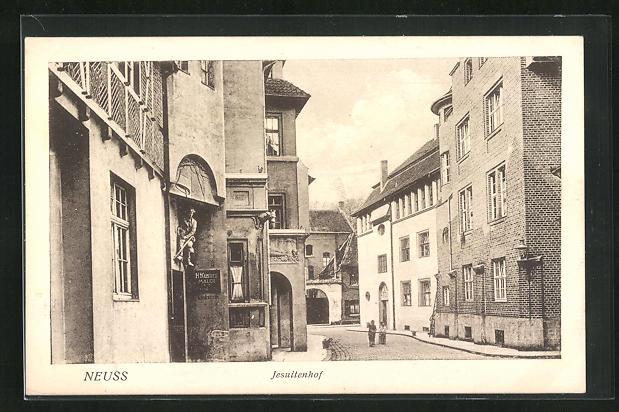 AK Neuss, Jesuitenhof