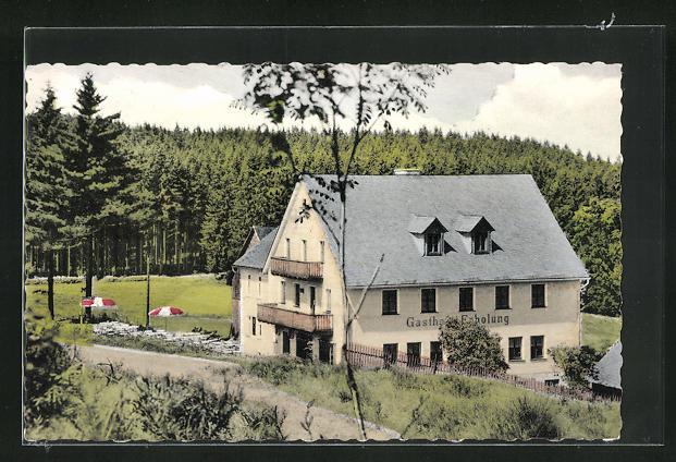AK Berleburg, Hotel-Pension Erholung