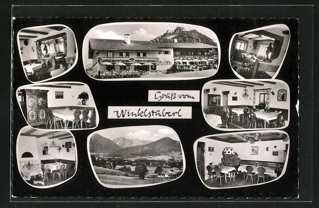 AK Winkl / Obb., Cafe Winklstüberl