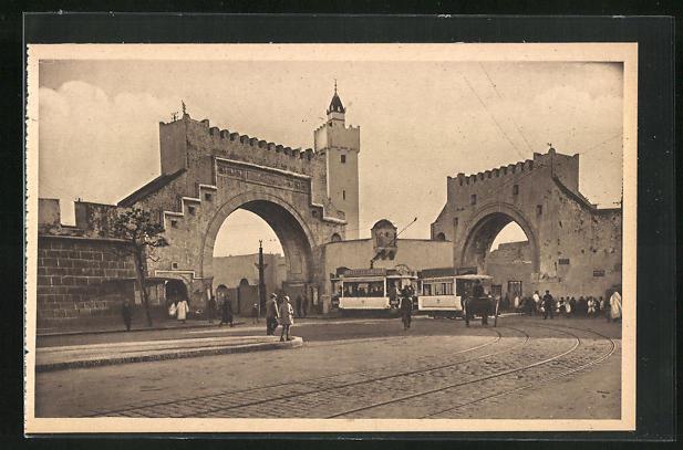 AK Tunis, Portes de Bab-el-Khadra
