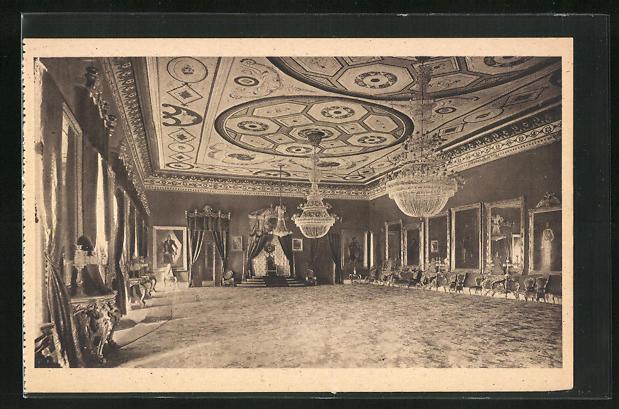 AK Tunis, Le Bardo, Salle du Trone