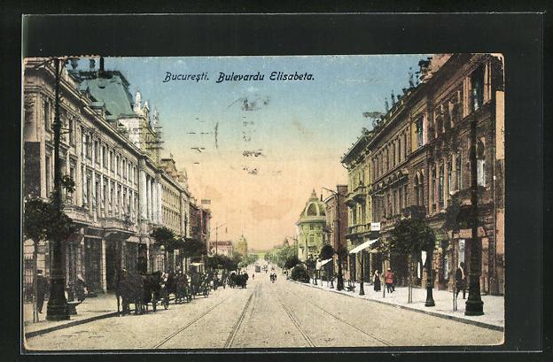 AK Bucuresti, Bulevardu Elisabeta