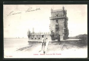 AK Lisboa, Belem, Torre de Sao Vicente