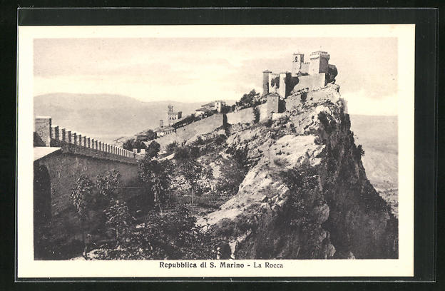 AK San Marino, La Rocca