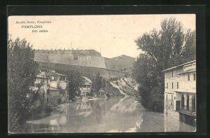 AK Pamplona, Rio Arga