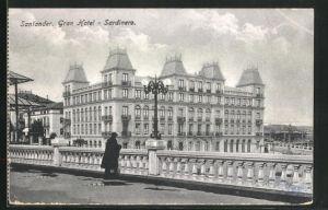 AK Santander, Gran Hotel, Sardinero