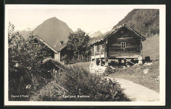 AK Esefjord, Balholm