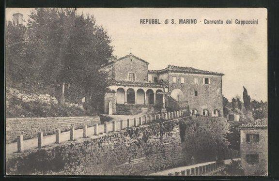 AK San Marino, Convento dei Cappuccini