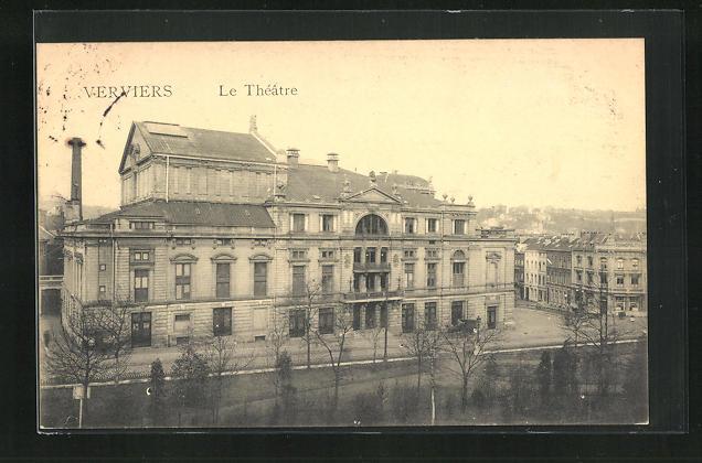 AK Verviers, Le Theatre