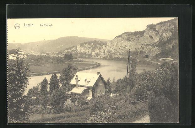 AK Lustin, Le Tunnel