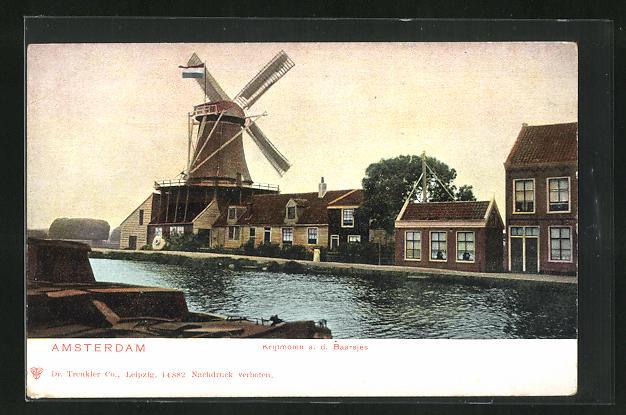 AK Amsterdam, Krijtmolen a. d. Baarsjes