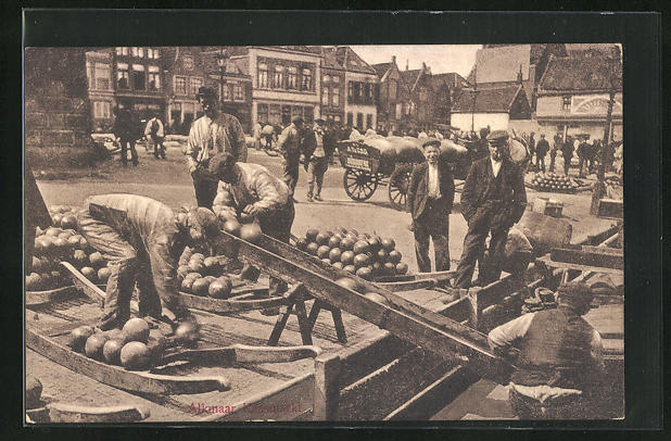 AK Alkmaar, Kaasmarkt