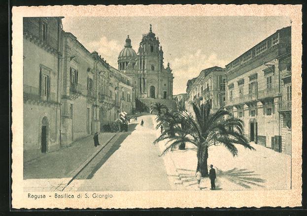 AK Ragusa, Basilica di S. Giorgio