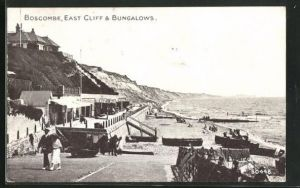 AK Boscombe, East Cliff & Bungalows