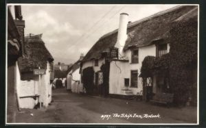 AK Porlock, The Ship Inn