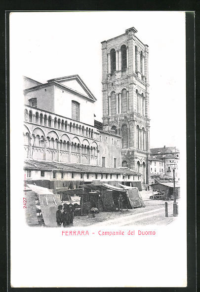 AK Ferrara, Campanile del Duomo