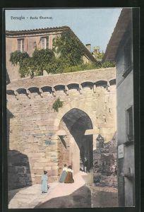 AK Perugia, Porta Eburnea