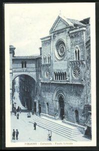 AK Foligno, Cattedrale, Fronte Laterale
