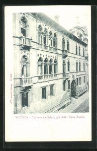 AK Vicenza, Palazzo da Schio, gia detto Casa Aurea