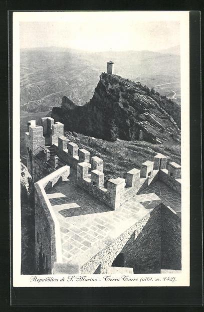 AK San Marino, Terza Torre