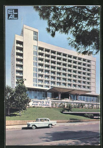 AK Haifa, Dan Carmel Hotel