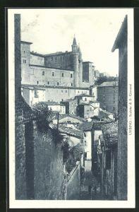 AK Urbino, Scalette di S. Giovanni
