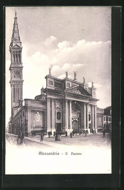 AK Alessandria, Il Duomo