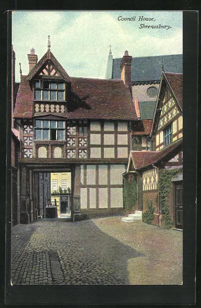 AK Shrewsbury, Council House